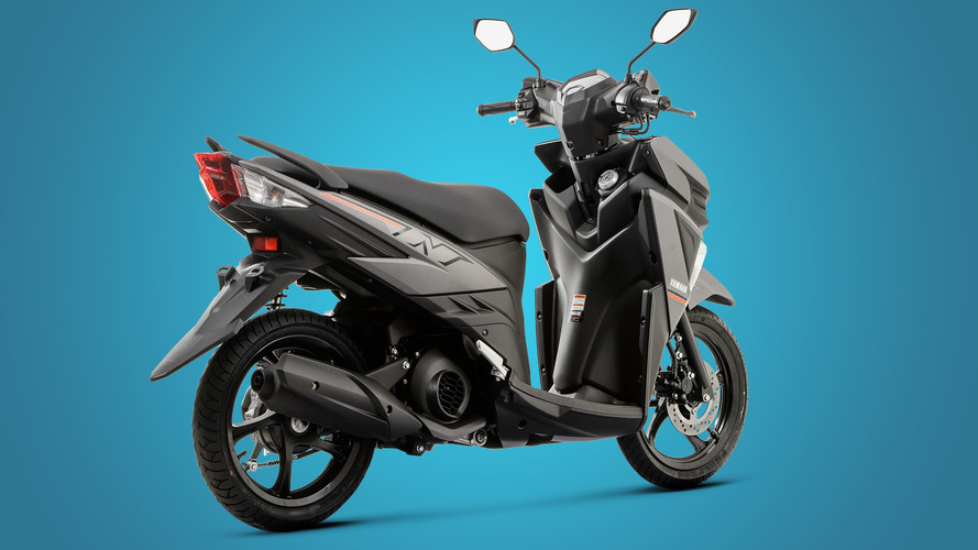 Yamaha Neo 125 2017