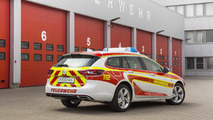 Opel Insignia Sports Tourer fire department command vehicle