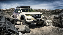2017 Nissan Rogue Trail Warrior Project