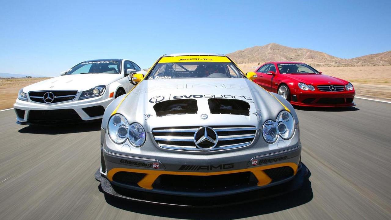 MBBS-Evosport Mercedes CLK 63 AMG Black Series 15.8.2012