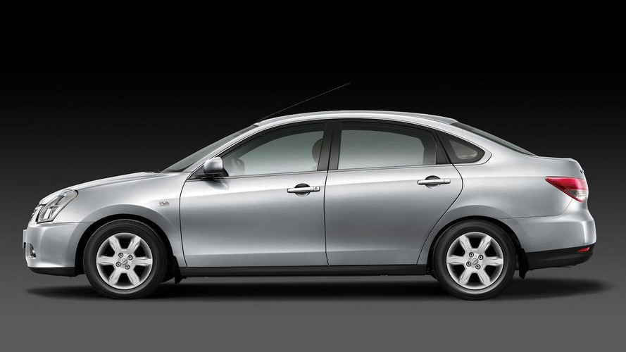 2013 Nissan Almera announced for Russia
