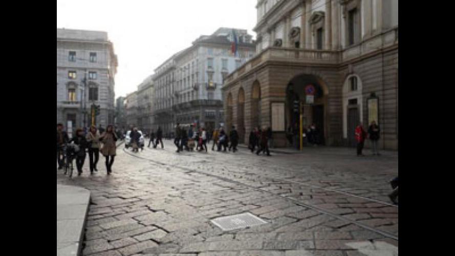 Il Comune di Milano combatte l'incidentalità stradale con Fondazione ANIA