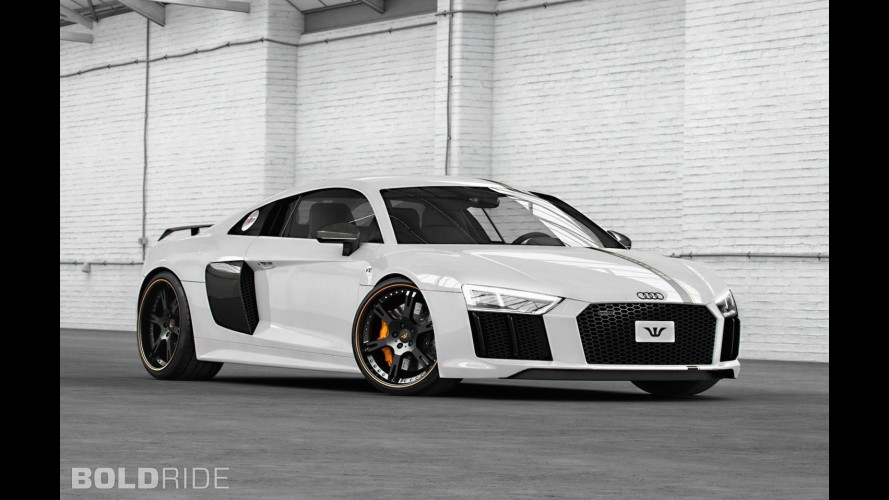 Wheelsandmore Audi R8 V10 Plus