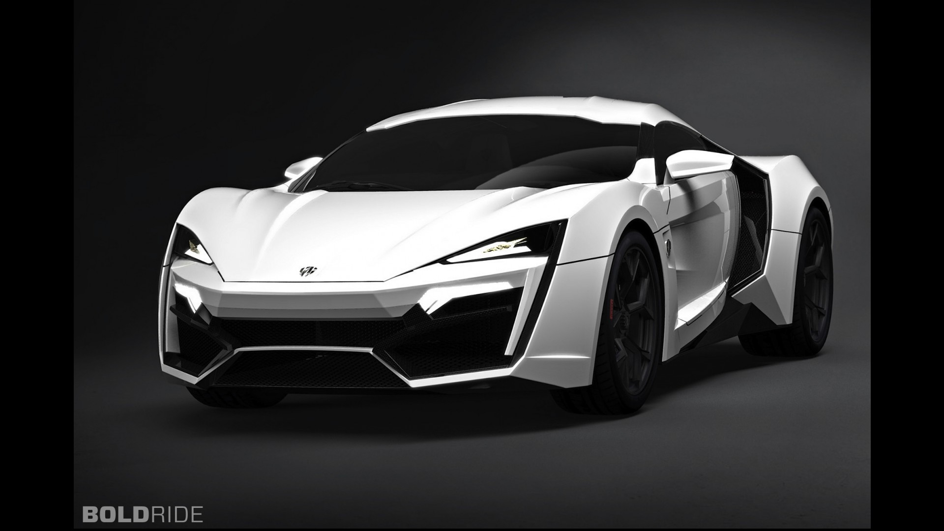 Lykan Hypersport Car >> W Motors Lykan HyperSport