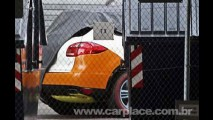 Com traços do Panamera: Novo Porsche Cayenne 2011 é flagrado na Alemanha