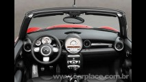 Mini John Cooper Works Conversível - Versão tem motor 1.6 turbo de 213cv