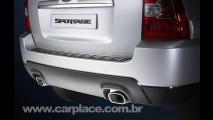 Kia Sportage 2009 é apresentado na Coréia do Sul com leves modificações