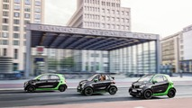 2017 Smart ForFour Electric Drive