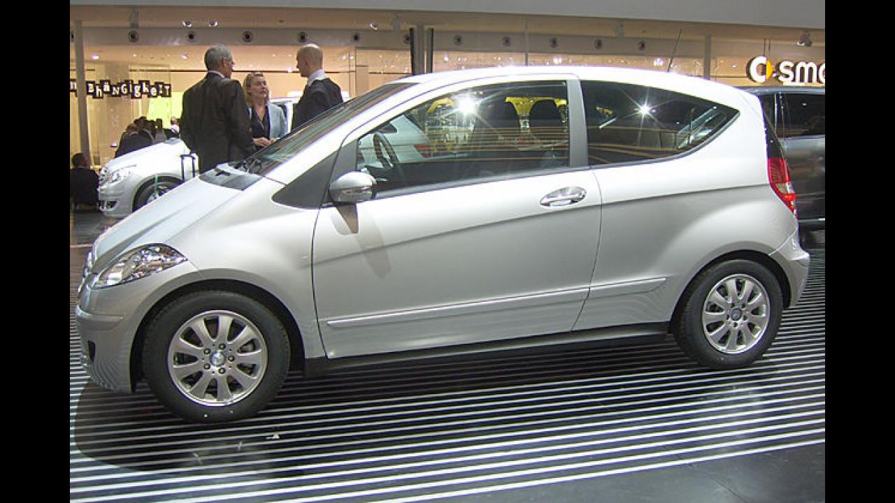 Mercedes A 150 mhd/A 160 CDI