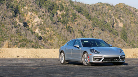 2017 Porsche Panamera Turbo Review: The Four-Door 911