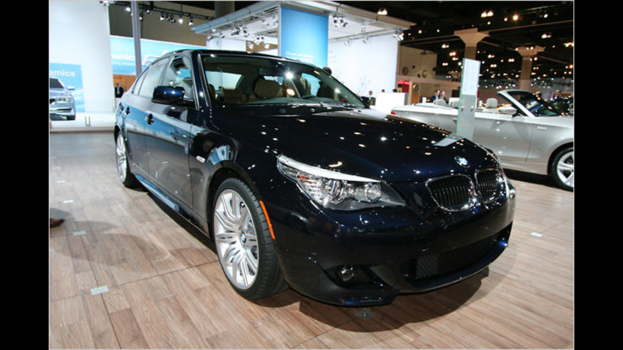 BMW 550i Limousine