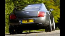 Der stärkste Bentley