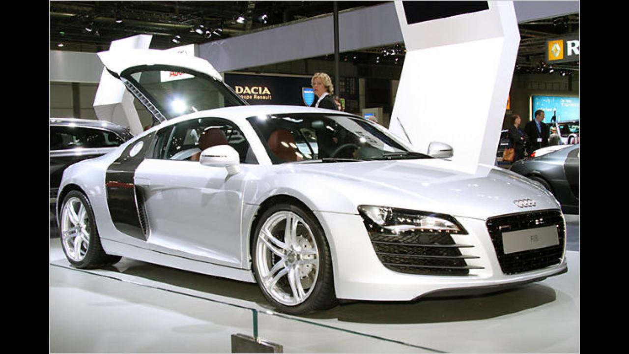 Super-Allrounder: Audi R8