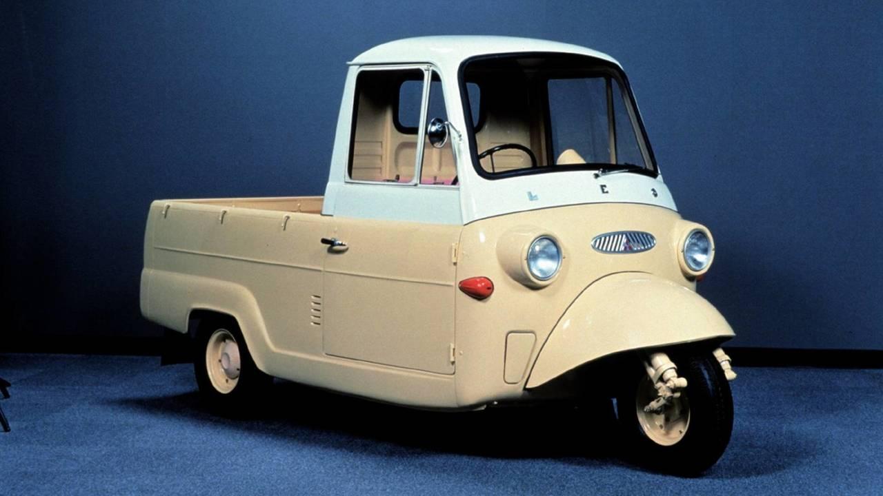 Mitsubishi pick-up