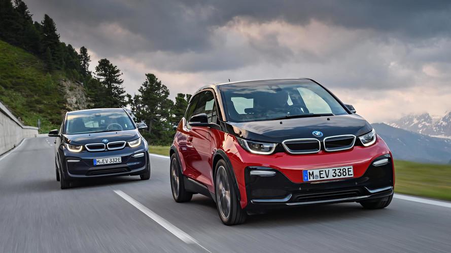 2018 BMW i3s Is A Sportier City EV, With A $500 TurboCord