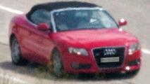 Audi A5 Cabrio spied in Switzerland
