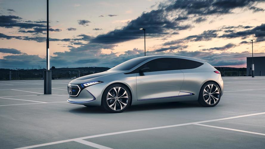 Mercedes va produire l'un de ses modèles en France