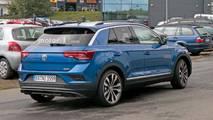 Volkswagen T-Roc R Spy Photos (Test)