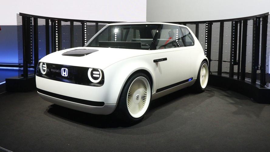 Genève 2018 - Le Honda Urban EV débarque dès 2019