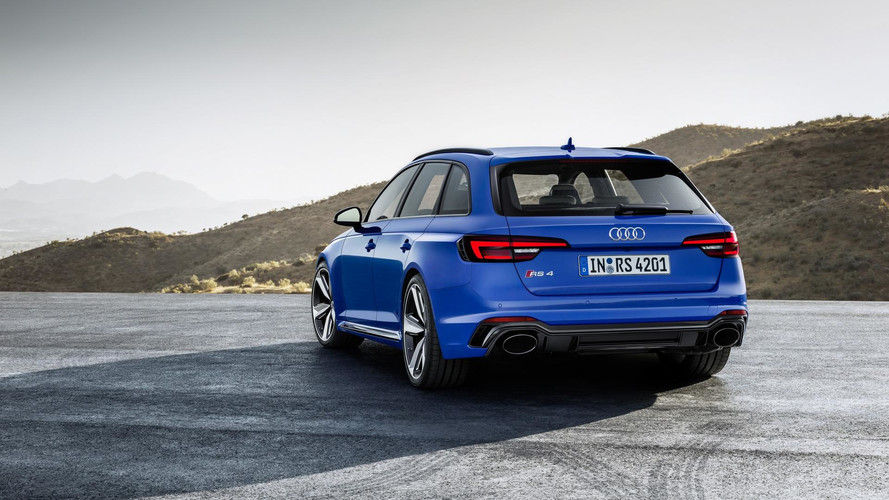 Fast Wagon Fans Rejoice As Audi RS4 Avant Goes On Sale In Europe