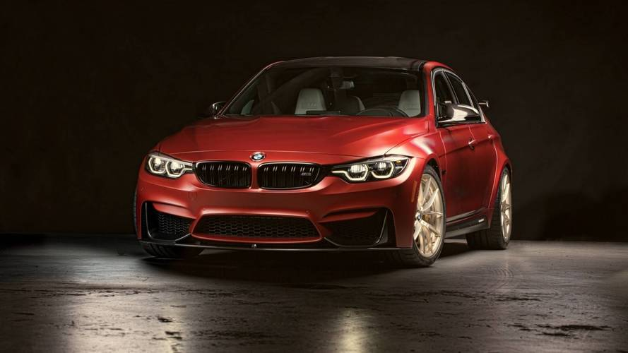 2020 BMW M3 set for optional xDrive and more power