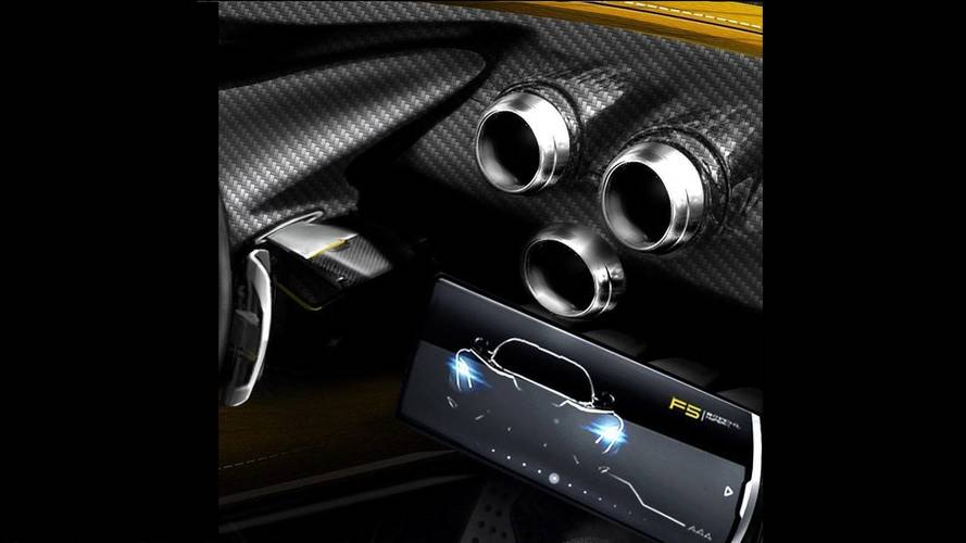 Hennessey Venom F5 Getting Carbon Fiber Dashboard
