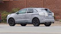 2019 Ford Edge New Spy Shots