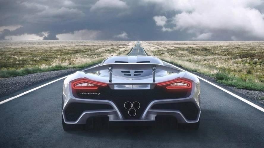 Hennessey Venom F5: egy texasi fog odapirítani a Bugatti Chironnak?