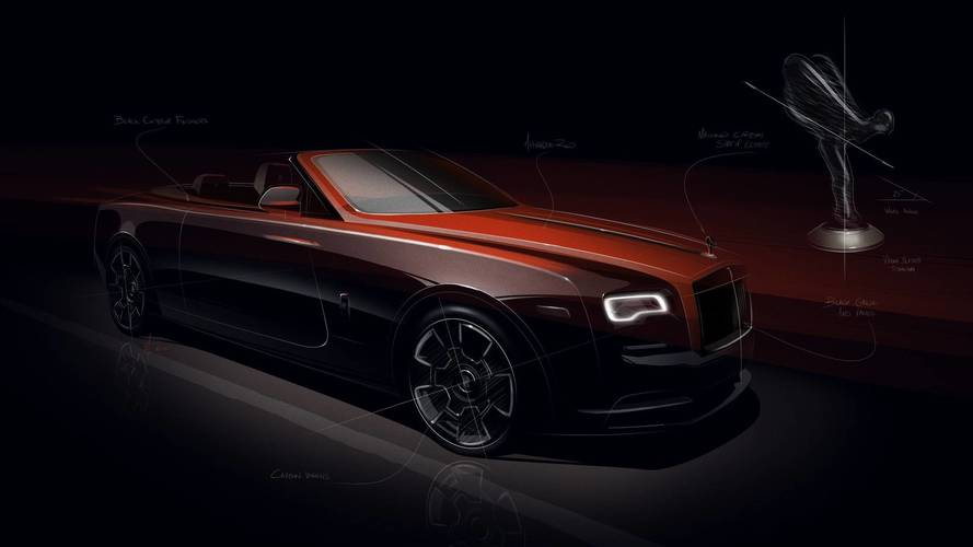 Rolls-Royce Adamas Collection Has Carbon Fiber Spirit Of Ecstasy