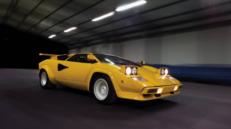 guide d 39 achat lamborghini countach 1974 1990. Black Bedroom Furniture Sets. Home Design Ideas