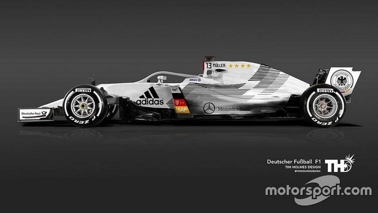 F1 Team Alemanha