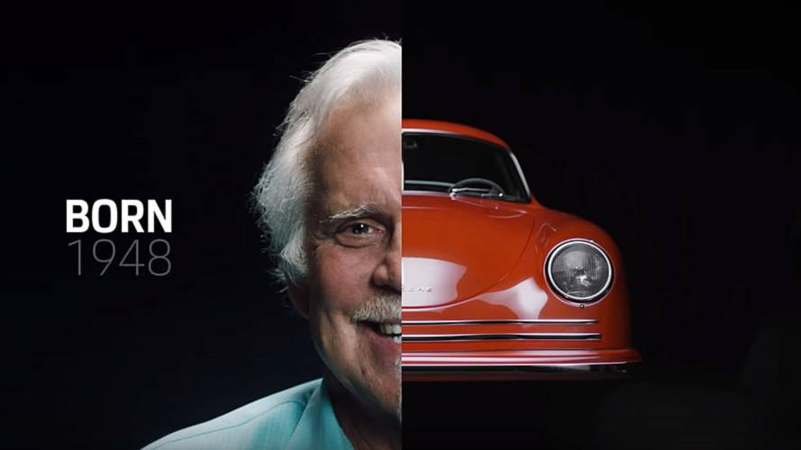Porsche releases touching video for its 70th anniversary