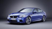BMW M5 tackles Laguna Seca [video]