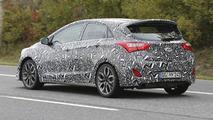 2017 Hyundai i30 N spy photo