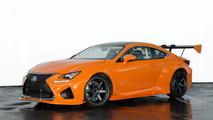 2015 Lexus RC F by Gordon Ting/Beyond Marketing