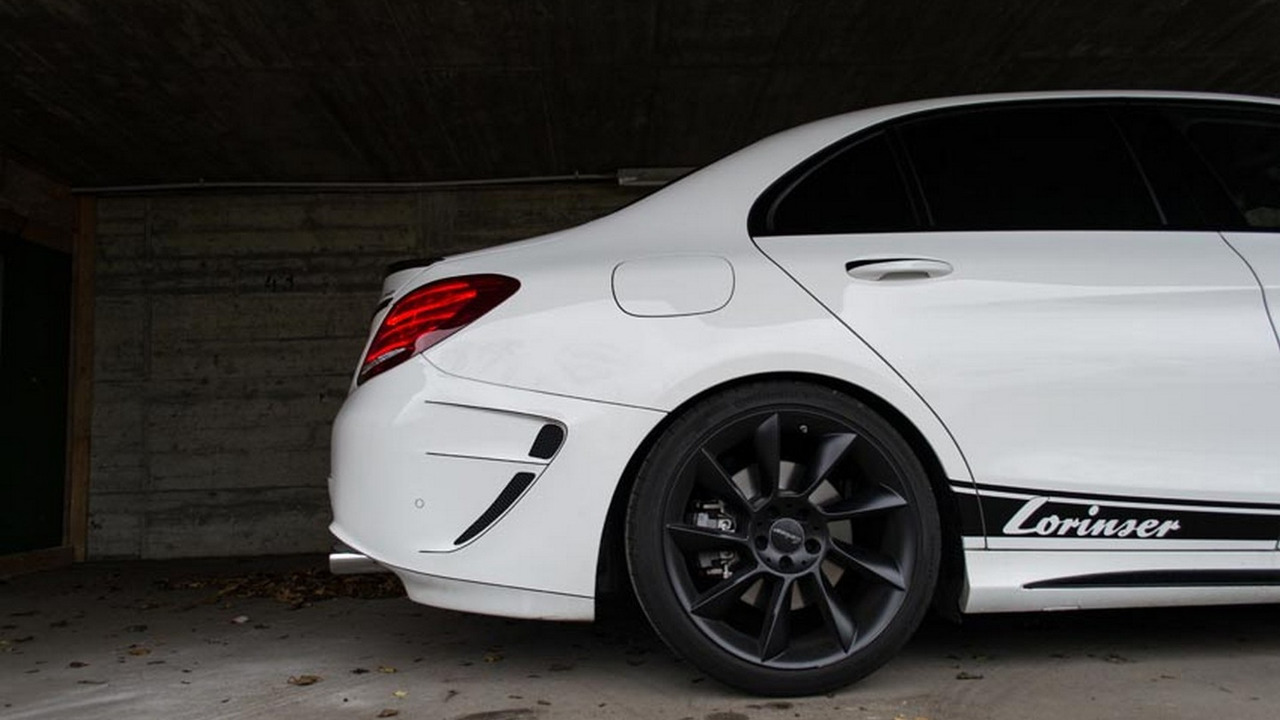 Mercedes-Benz C450 AMG 4MATIC by Lorinser
