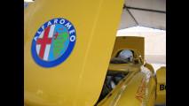 Alfa Spider tenta il record delle 230 miglia/h