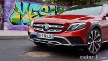 Essai Mercedes Classe E All-Terrain