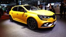 2018 Renault Megane RS live in Frankfurt