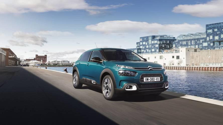 Nouvelle Citroën C4 Cactus (2018) - Changement de cap !