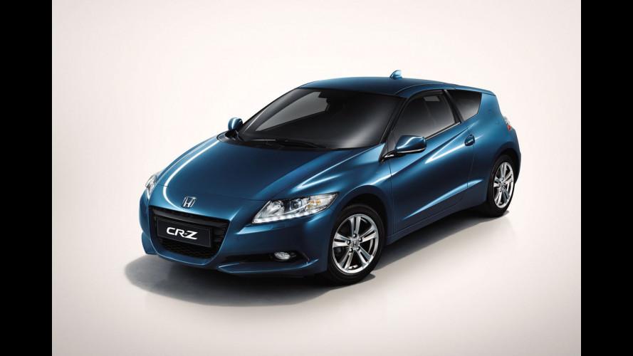 Live Every Litre con Honda CR-Z