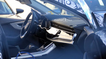 2019 Audi Q8 nouvelles images espion