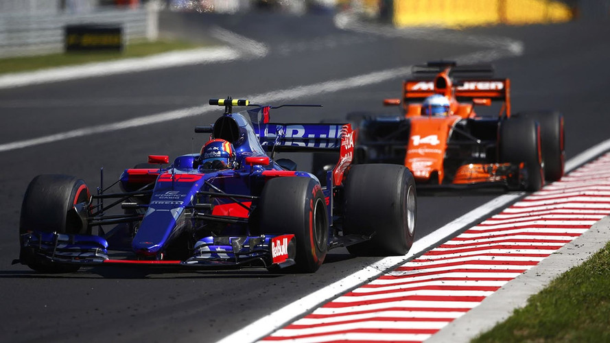 Toro Rosso Confirms Switch To Honda Engines From 2018