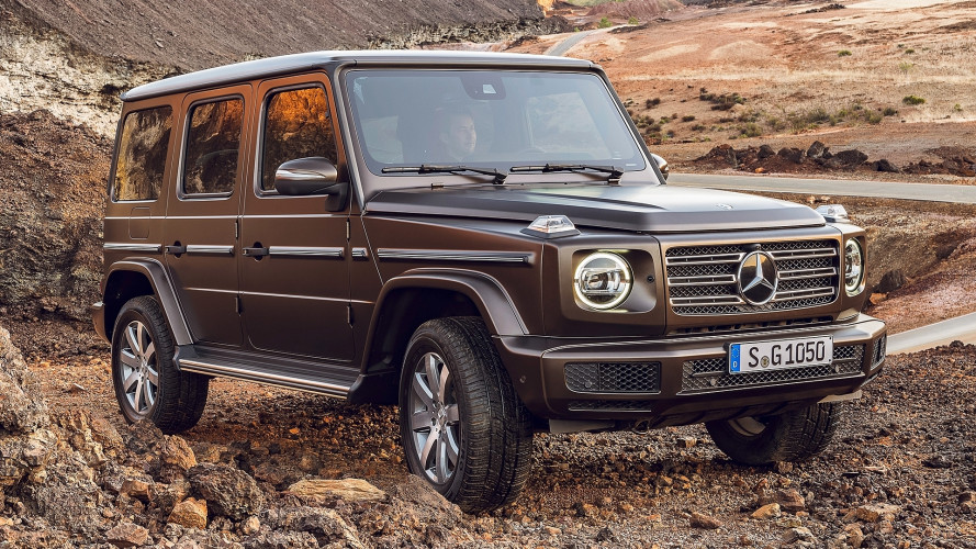 Nuova Mercedes Classe G, ecco i prezzi