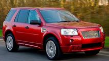 Land Rover Freelander 2 HST