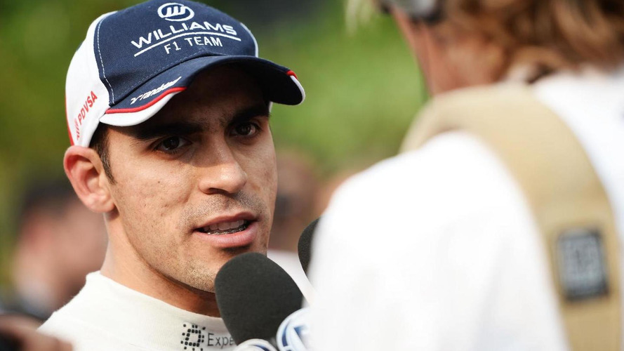 Maldonado beats Hulkenberg to Lotus seat - reports