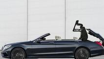 2014 Mercedes-Benz S-Class Convertible render 30.09.2013