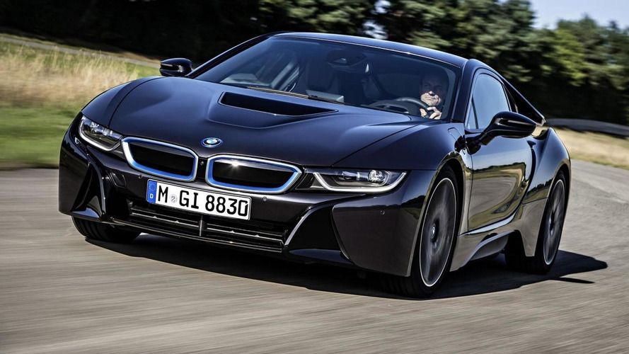 Future BMWs to be powered primarily by electric motors?