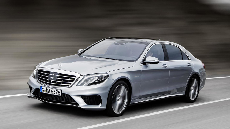 Mercedes S65 AMG to debut in LA - report