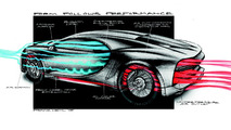 La Bugatti Chiron était supposée ressembler à cela